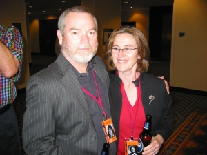 Mike Kirby, Joan Cooney