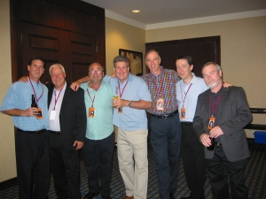 Peter Glynn, Russel Chyz, Paul Bokor, Mike Smith, Nick DeJulio, Scott McNally, Mike Kirby