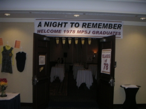 Welcome to 'A Night To Remember'