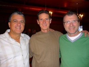 Dave Spagnolo, Peter Glynn, Mark Tierney